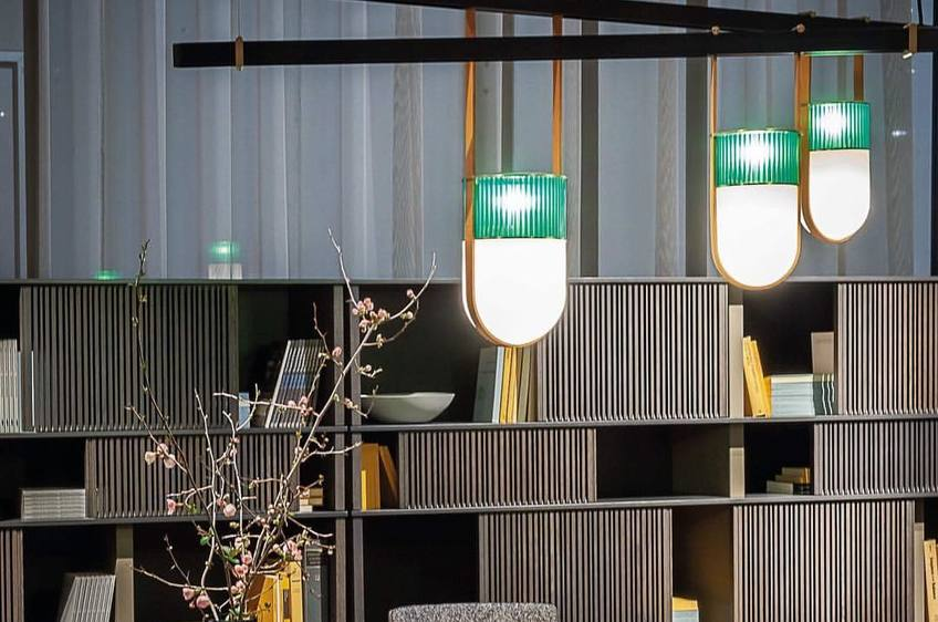 Let there be Light! New lighting Collections by Poltrona Frau.