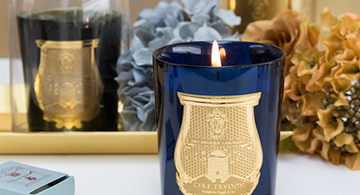 Welcome Cire Trudon & Locherber Milano!
